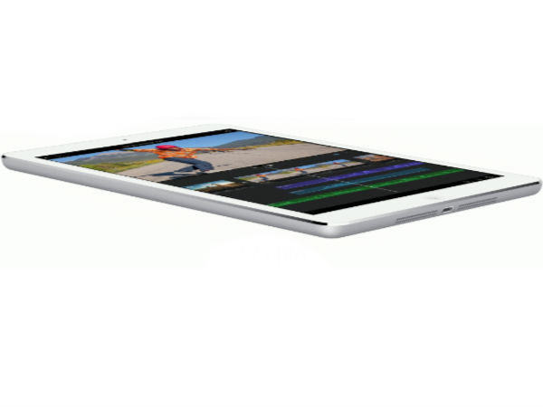 Top Thinnest Tablets: Apple iPad Air