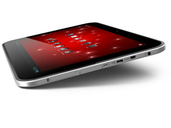 Top Thinnest Tablets: Toshiba Excite 10