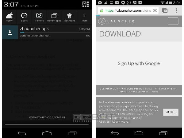 Nokia Z Launcher Announced: How to Install on your Android Smartphone?