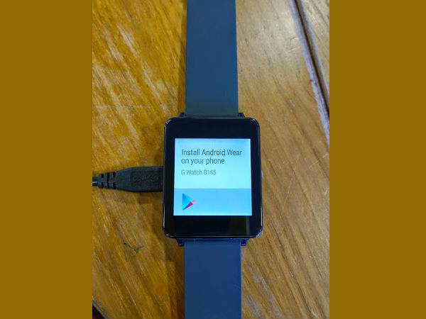 LG G Watch Leak Update: Spotted in the Wild, Yet Again
