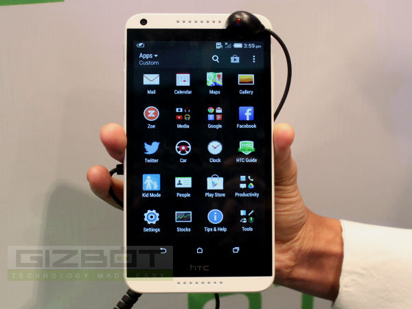 HTC Desire 816 – An Ideal Competitor To Asus ZenFone 6