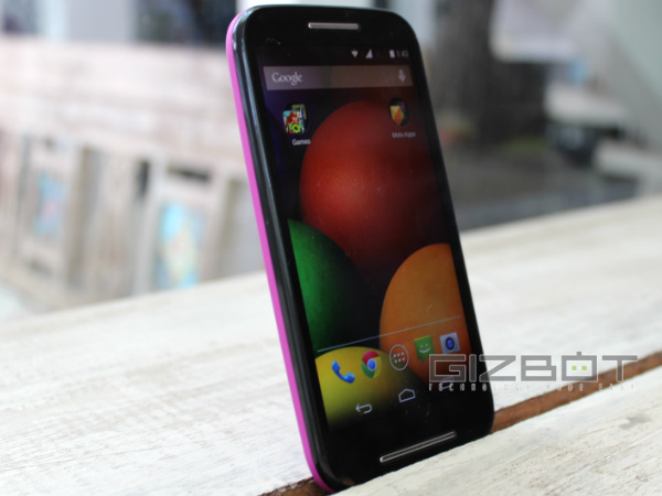 Motorola Moto E– An Ideal Competitor To Asus ZenFone 4