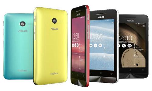 Top 5 Competitors To Asus' ZenFone Smartphone Range