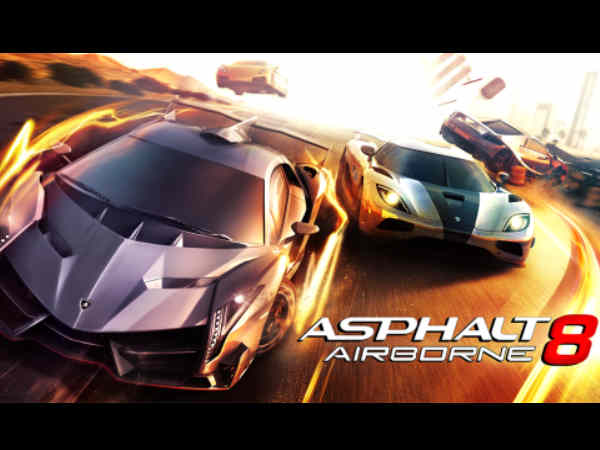 Asphalt 8: Airborne From Gamloft Gets More New Cars