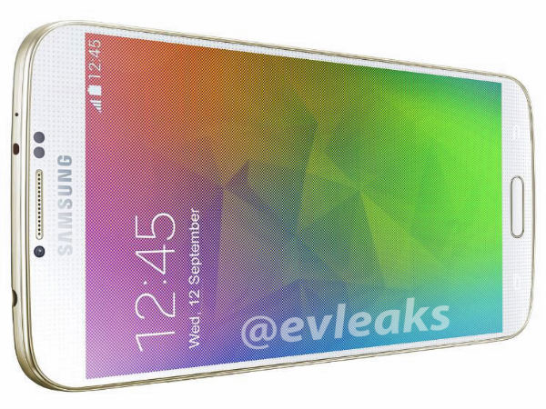 Samsung Galaxy F Update: Alleged Press Shot Leaked Online