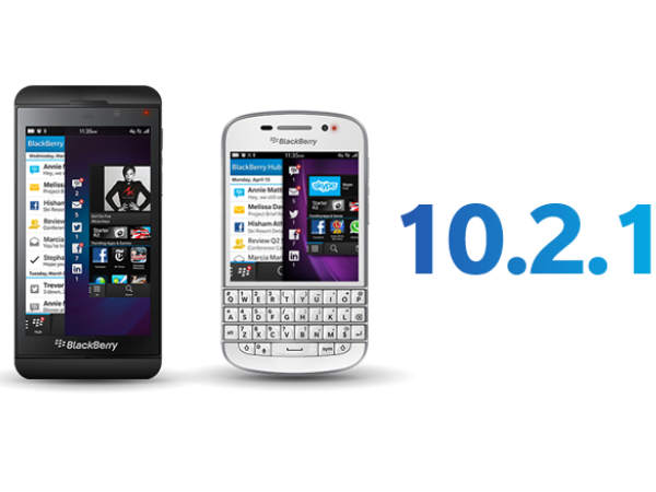 BlackBerry 'Jakarta' Z3 Selling Factor: BlackBerry OS 10.2.1