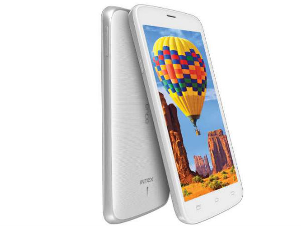 Intex Aqua i14 and Aqua N15 With Android KitKat OS Launch in India