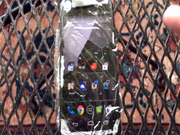 Motorola Moto X+1 Allegedly Leaked In the Wild [Video]