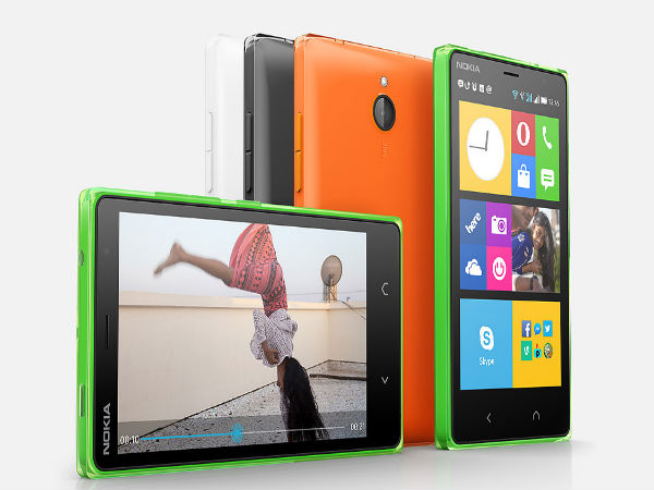 Nokia X2 Dual SIM Phone Announced With 4.3-inch Display and More
