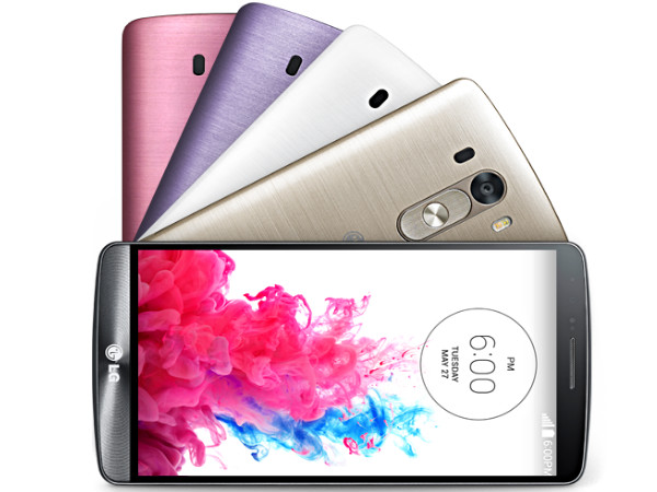 LG G3 With Snapdragon 805 CPU Passes Certification in Korea