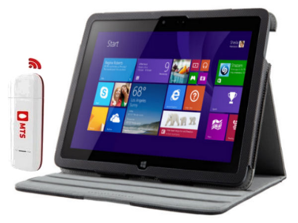 Get A Free MBlaze Ultra Wi-Fi Dongle On Purchase of HP Omni 10 Tablet