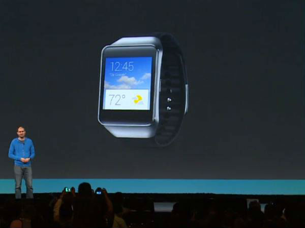 Google I/O: Samsung Gear Live, LG G Watch To Go On Sale Today