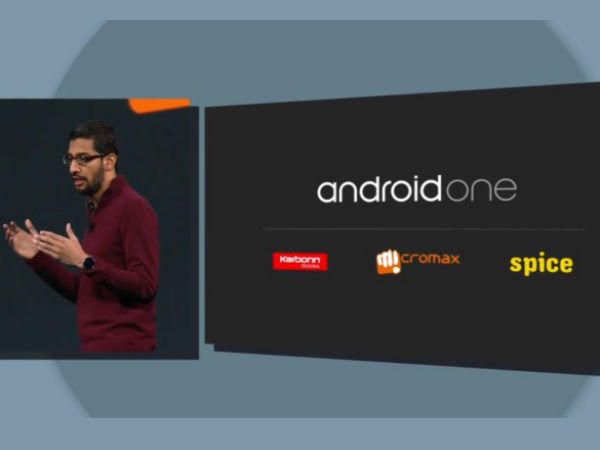 Micromax, Karbonn and Spice To Be First OEMs To Use Android One