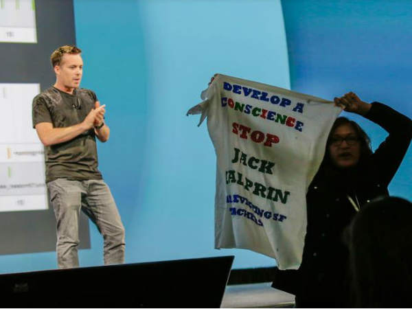 Google IO Rocked By Surprise Protests: What Exactly Happened?