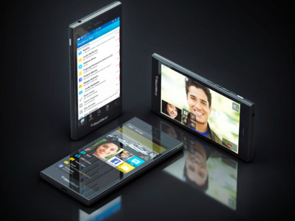 BlackBerry Z3 Hit it India: Specifications