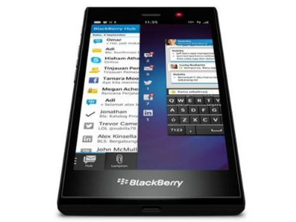 BlackBerry Z3 Hit it India: Android Support