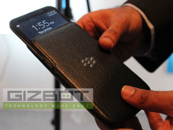BlackBerry Z3 Hit it India: A Dedicated Browsing machine