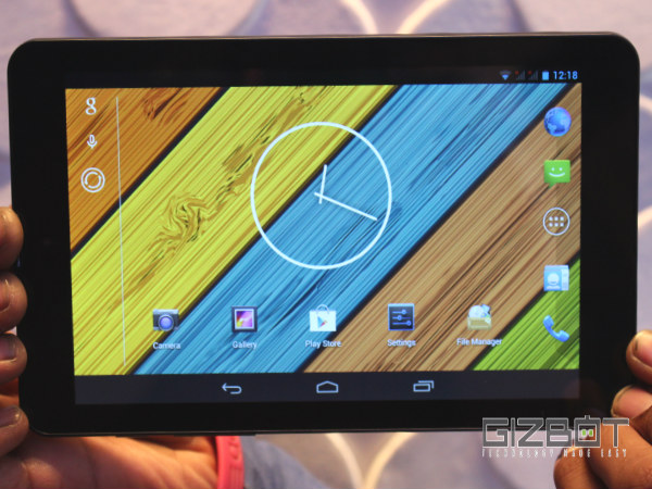 Digiflip Pro XT712 Hands on and First Look