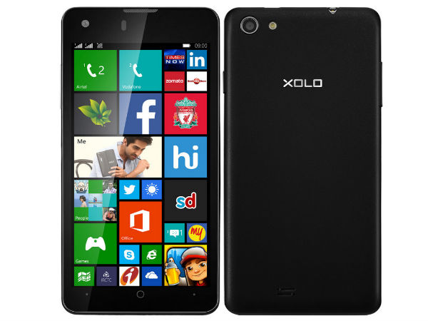 Xolo Win Q900s Powered By Windows Phone 8.1 OS Announced for Rs 11,999