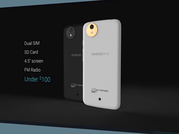 Google's Android One Phones to Be Powered by MediaTek Processor