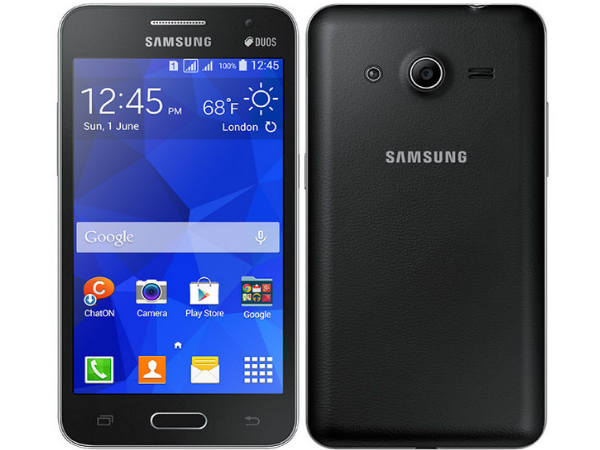 Samsung Galaxy Core 2 With Android KiKat, 4.5-Inch Display Official