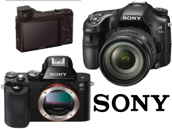 Sony Launches Alpha 7S, Alpha 77II and Cyber-shot TM RX100 III Cameras