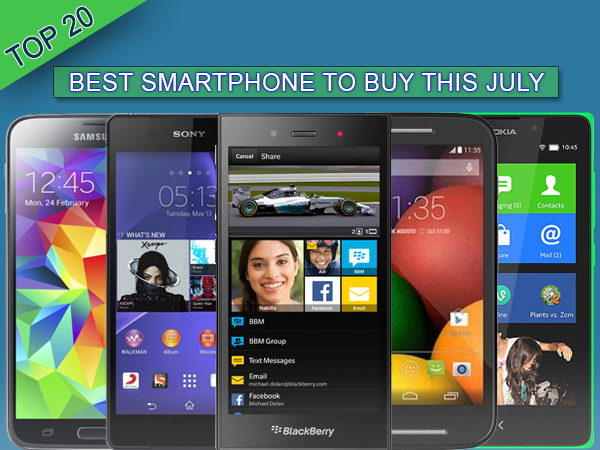 Recommended: GizBot Guide: Top 20 Smartphones to Buy in India this July
