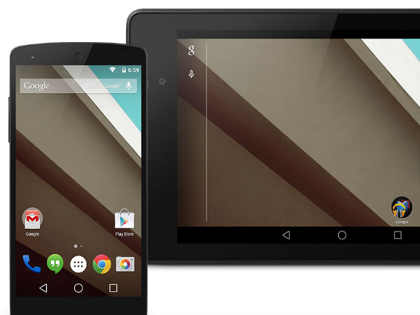 Android L Releasing This Fall: Top 5 Smartphones the OS Will Support