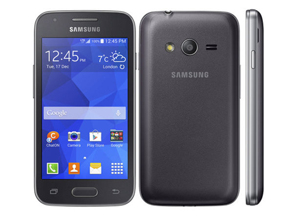 Samsung Galaxy Ace 4 With Android 4.4 Unveiled Along With LTE Variant