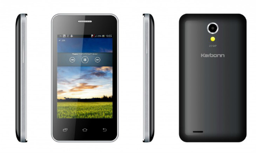 Karbonn Launches 4 New Affordable Smartphones in India