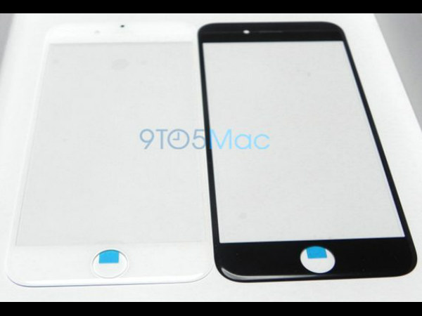 New Apple iPhone 6 Leaked Images Show Off Curved Edges
