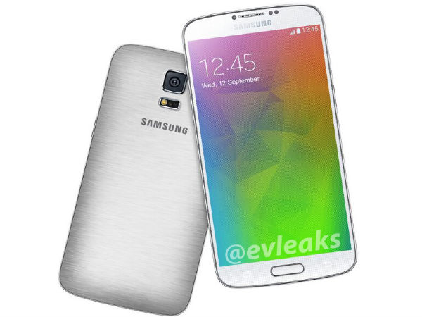 Samsung Galaxy F (s5 Prime) Press Image Leaks Out