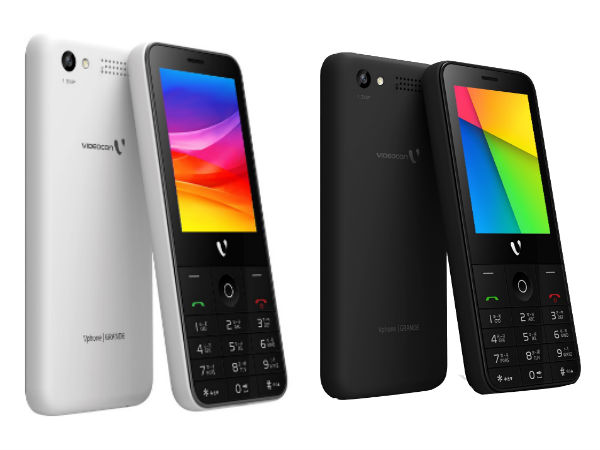 Videocon Mobile Phone Launches VPhone Grande At Rs 1,950 ...