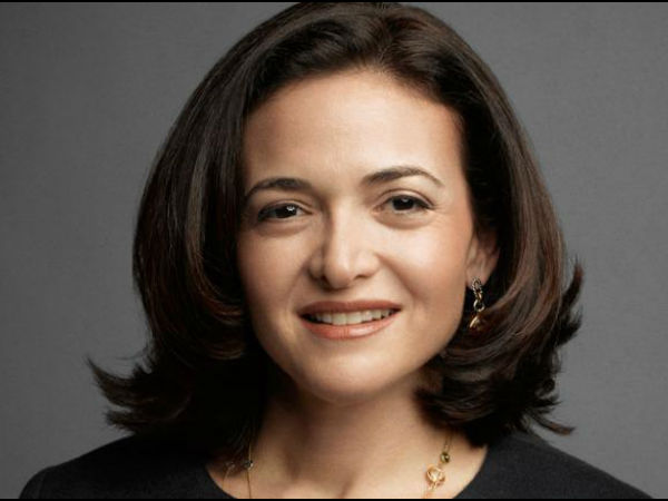 Facebook's Sheryl Sandberg Says: India has a Lot of Potential