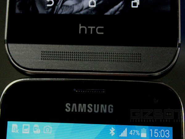 HTC One M8 Vs Samsung Galaxy S5: Storage and RAM