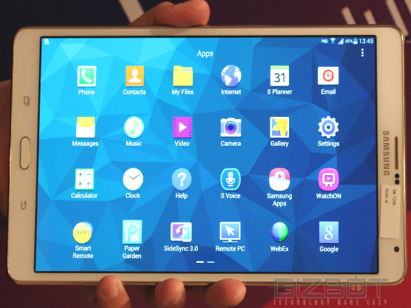 how to delete emails from samsung tablet