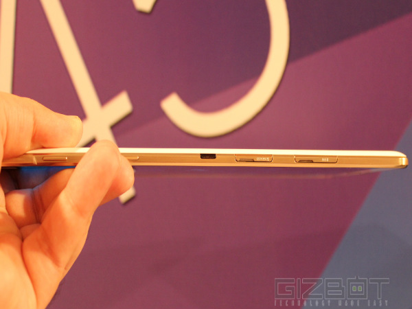 Samsung Galaxy Tab S 8.4 Hands-On And First Look