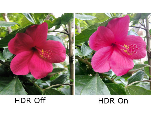Gionee Elife S5.5 Camera Review: HDR Mode