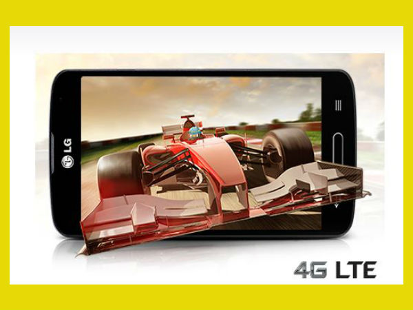 LG F70 Features: 4G LTE