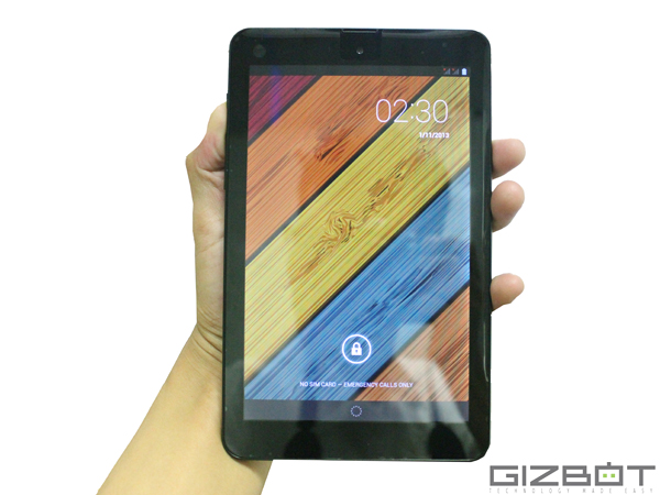 Watch Flipkart Digiflip Pro XT712 Unboxing [VIDEO]