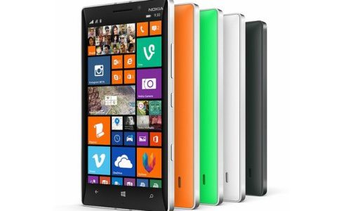 Nokia Lumia 930 Listed Online in India: Top 5 Sizzling Rivals