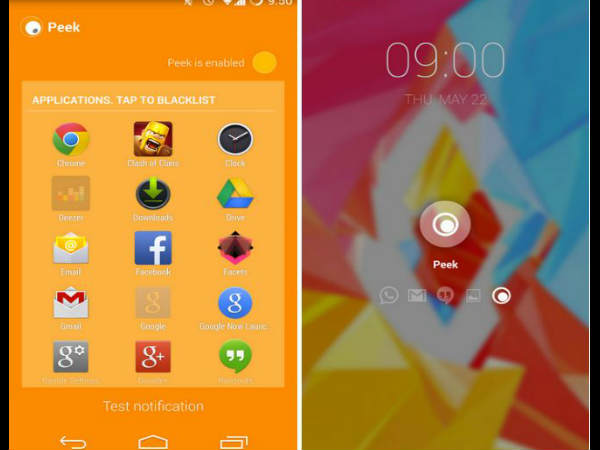 Top Apps for July 2014: Peek