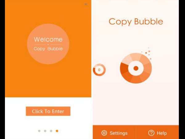 Top Apps for July 2014: Copy Bubble