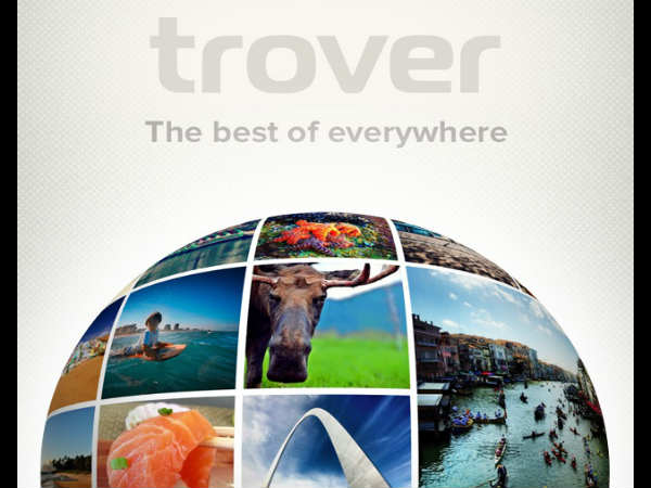 Top Apps for July 2014: Trover
