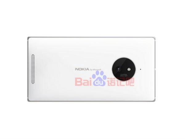 """Nokia Lumia 830 Press Render Allegedly Shows """"Nokia by Microsoft"""""""