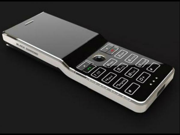 Most Expensive Mobile Phones: Black-Diamond VIPN Smartphone