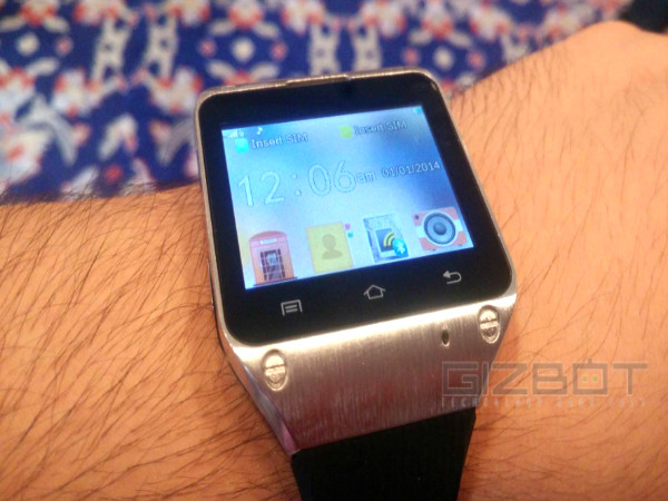 Spice Smart Pulse Android-Supported Smartwatch Unveiled For Rs 3,999