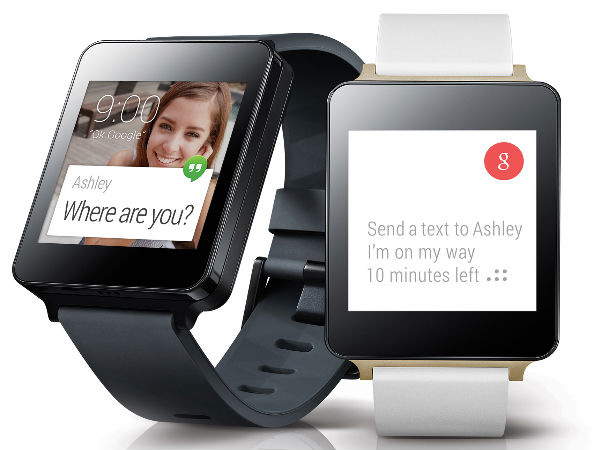 LG G Watch: First Android Wear-Based Smartwatch Up For Sale Worldwide