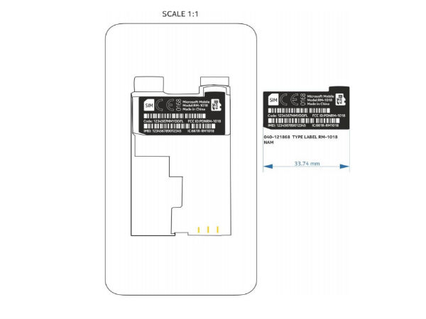 Nokia RM-1018 Gets Listed on FCC Database