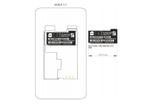 Nokia RM-1018 Gets Listed on FCC Database